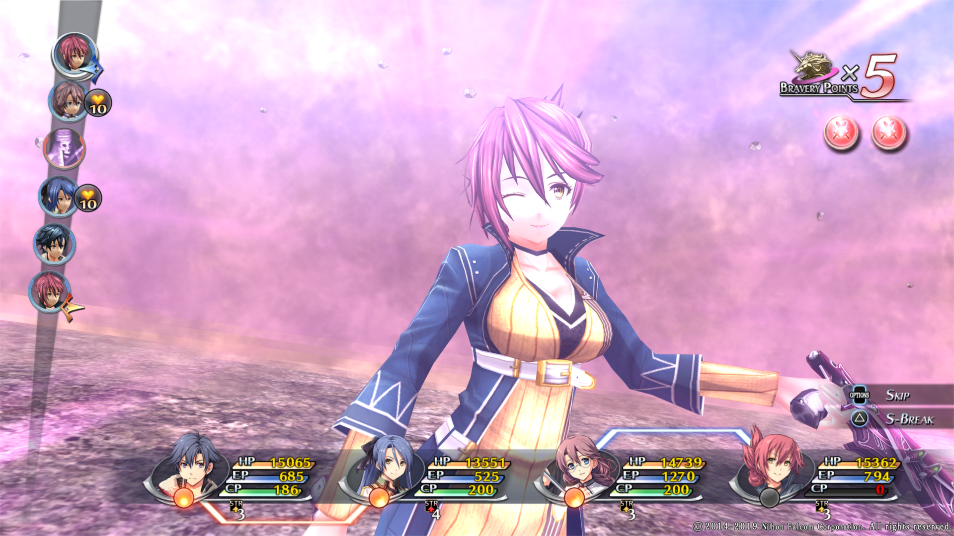 The Legend Of Heroes Trails Of Cold Steel Ii Ps4 Review Rpg Site