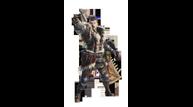 Monster hunter world iceborne field team leader %28hoarfrost reach costume%29