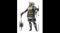 Monster hunter world iceborne the tracker %28hoarfrost reach costume%29