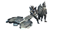 Monster hunter world iceborne charge blade