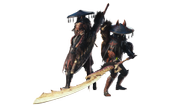 Monster hunter world iceborne long sword