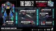 The surge 2 preorder