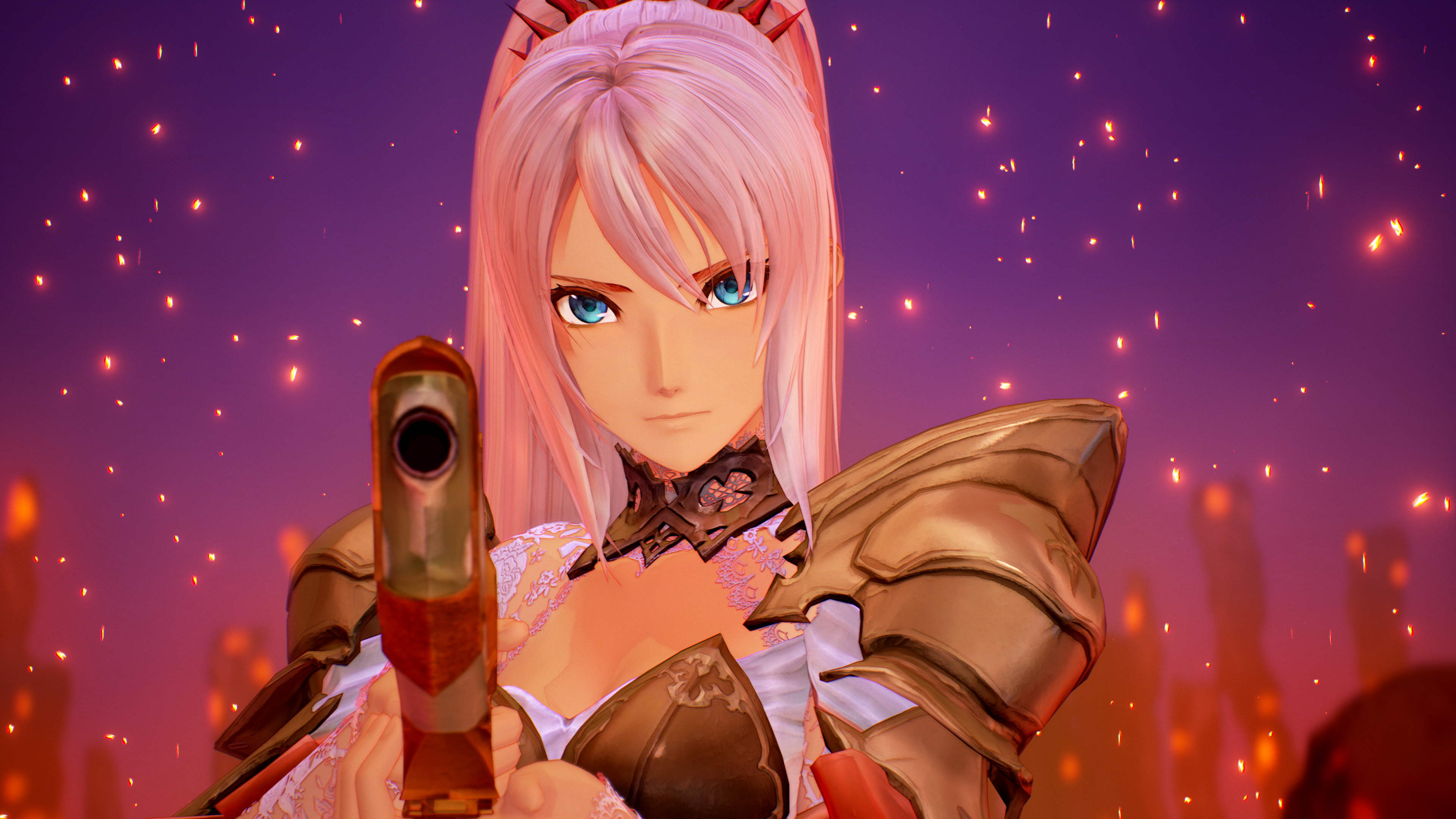 Tales of Arise protagonist and heroine are introduced as Alphen and Shionne   RPG Site