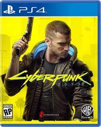 Cyberpunk 2077 boxps4