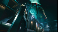 Final fantasy vii remake e3 2019 screenshot 6