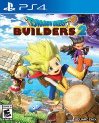 Dragon quest builders 2 box ps4