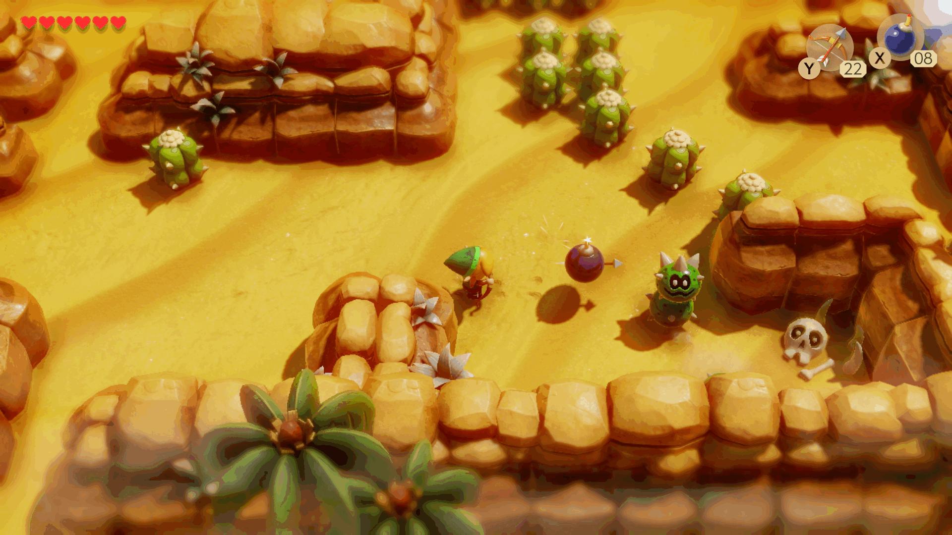 The Legend Of Zelda Link S Awakening Remake Comes Out On