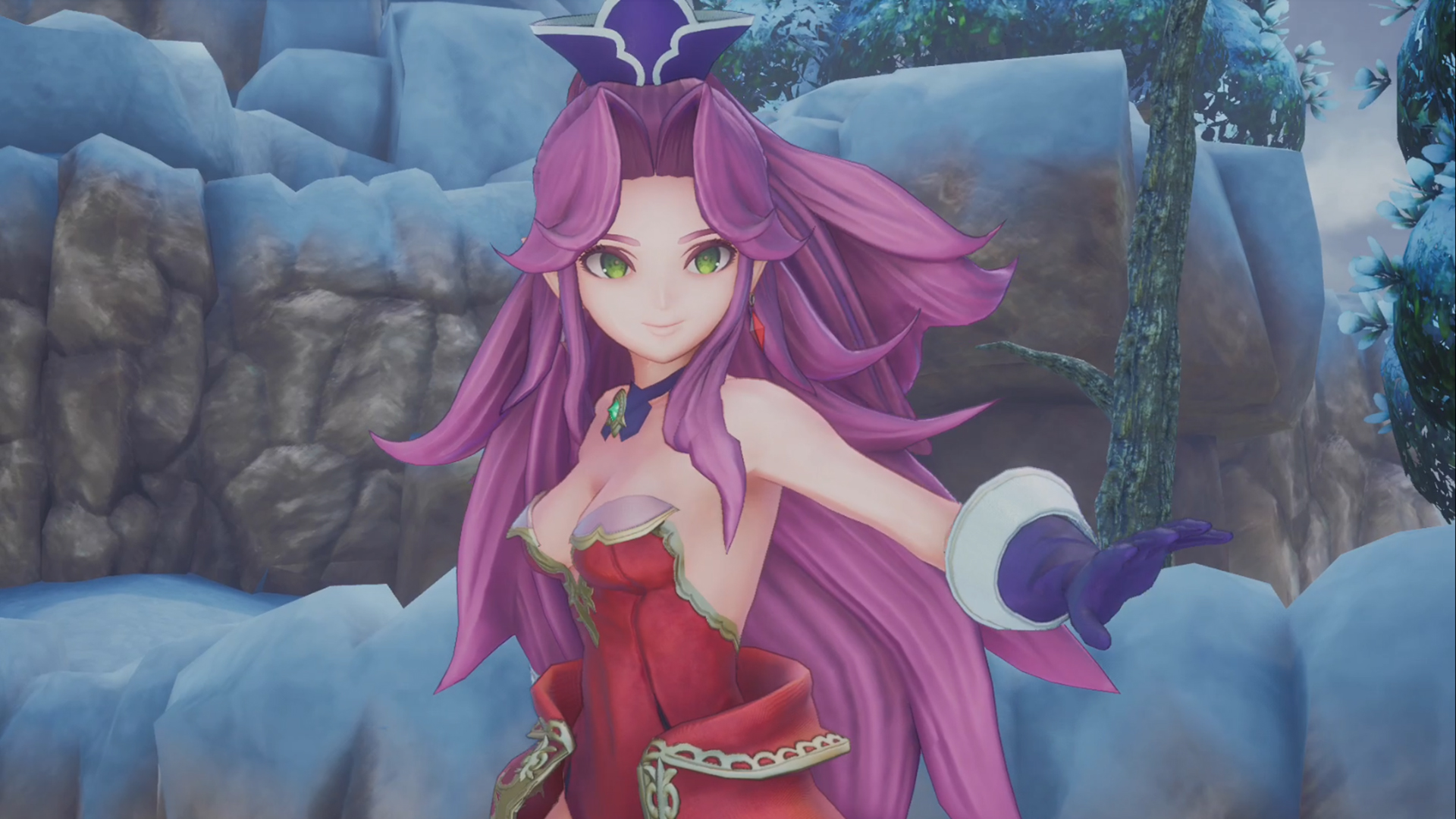 The Trials of Mana remake is coming to Steam, too