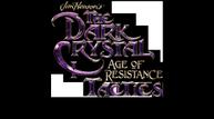 The dark crystal age of resistance tactics logo