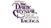 The dark crystal age of resistance tactics logo