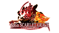 Saga scarlet grace ambitions logoen