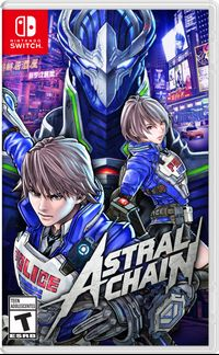 Astral chain boxna