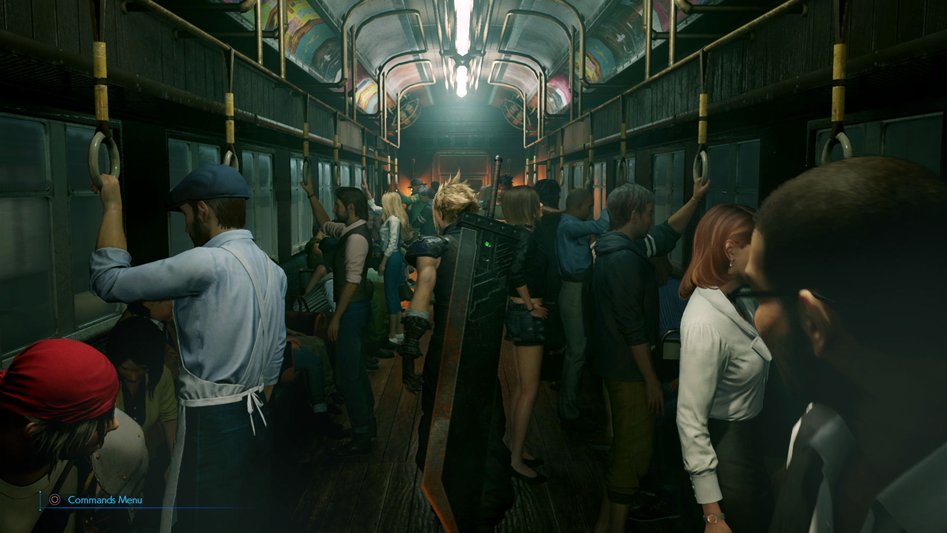 Final Fantasy VII Remake gets some new screenshots post-E3
