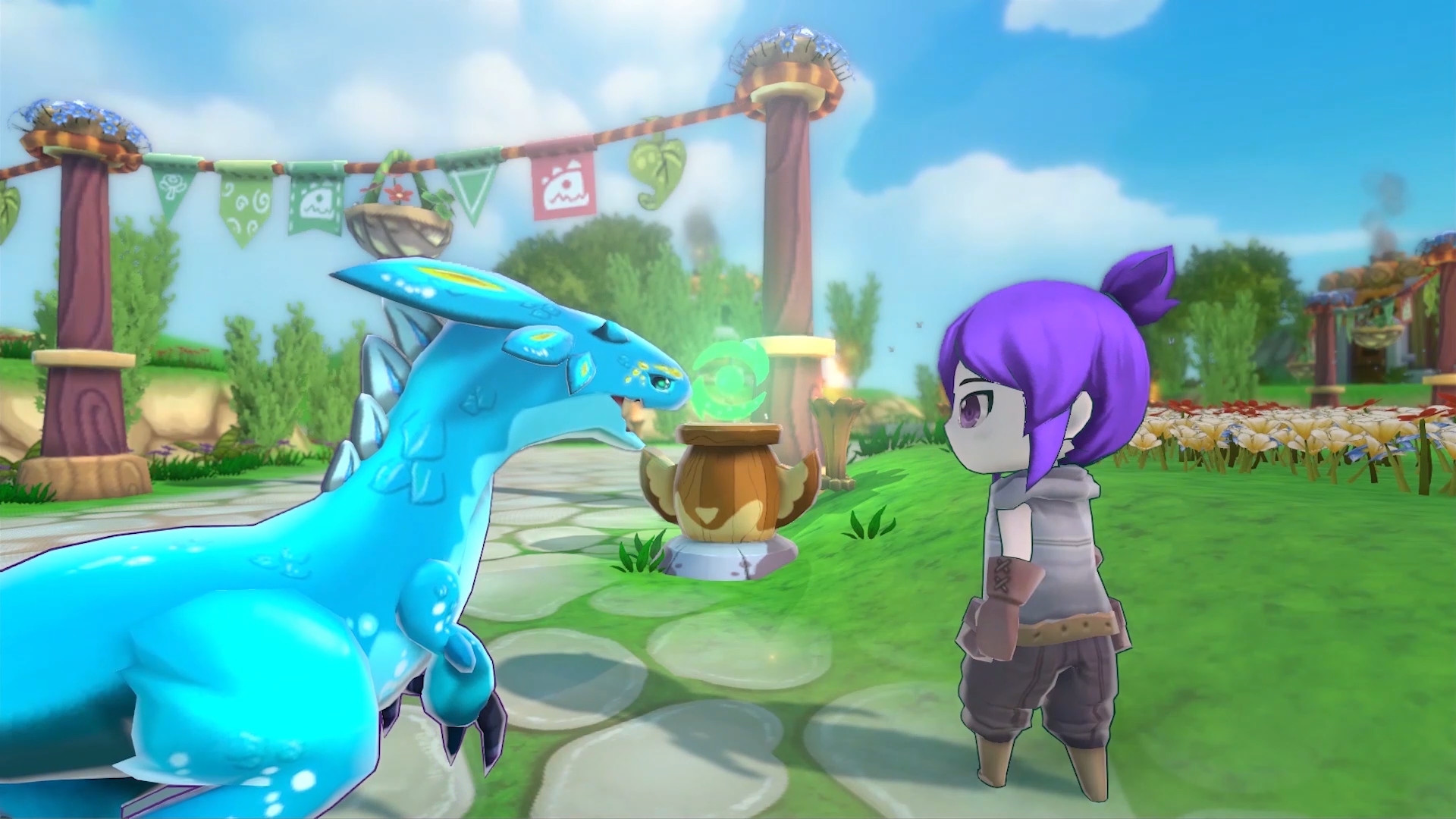 Re: Legend Hands-on Impressions from E3 2019   RPG Site