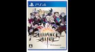 The alliance alive hd remastered box ps4 jp