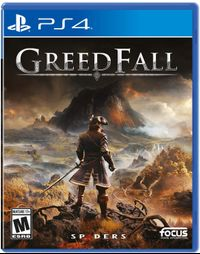 Greedfall box ps4