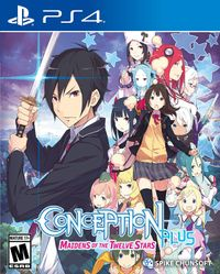 Conception plus boxps4