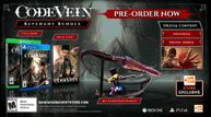 Code vein revenant bundle na