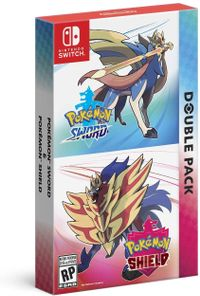 Pokemon sword shield deluxe