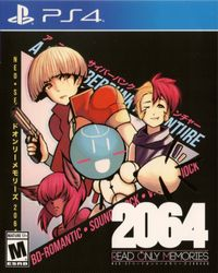 2064 read only memories ps4box
