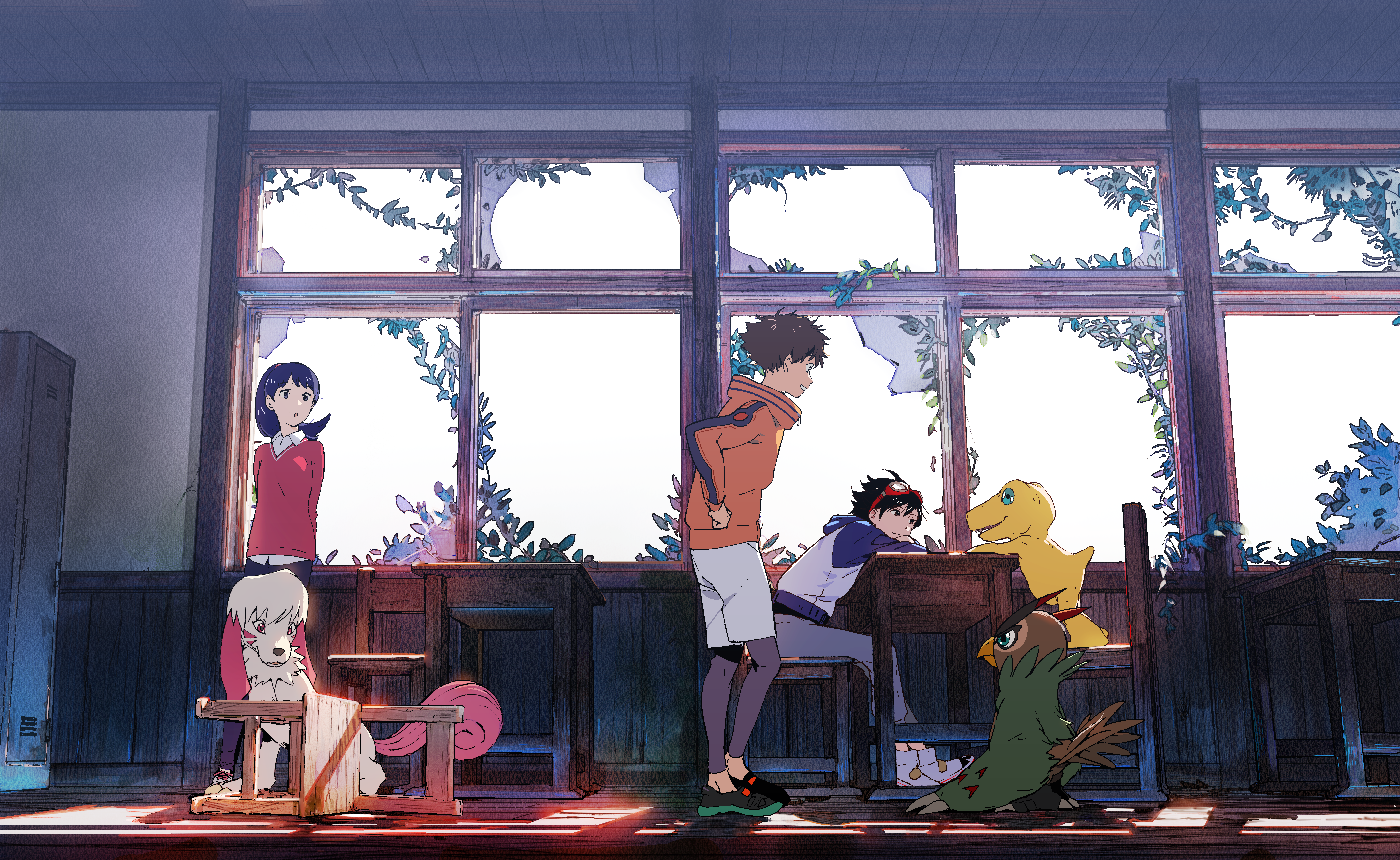 Digimon Survive - Opening Movie | RPG Site