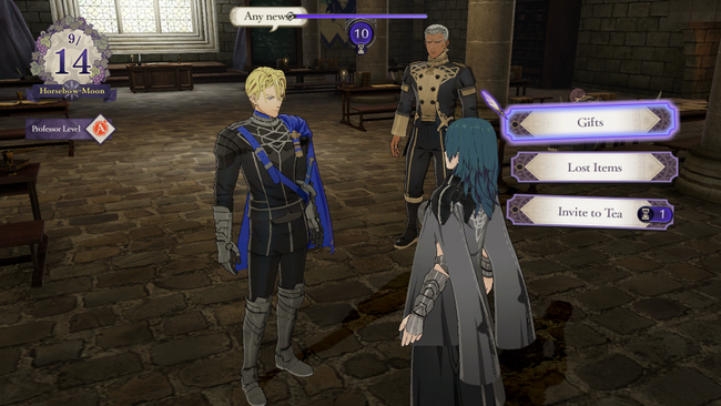 Fire Emblem: Three Houses - Gifts and Flower Guide   RPG Site