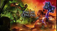 Pagan online keyart logo