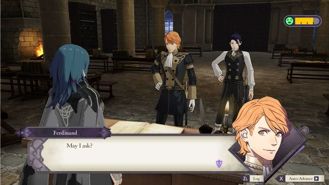 Fire Emblem: Three Houses - Lecture Questions & Answers Guide for