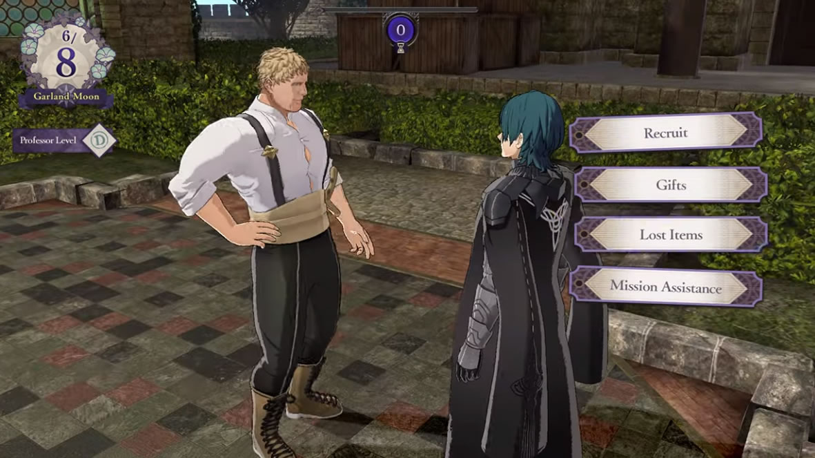 Fire Emblem Three Houses Lost Items Guide All Lost