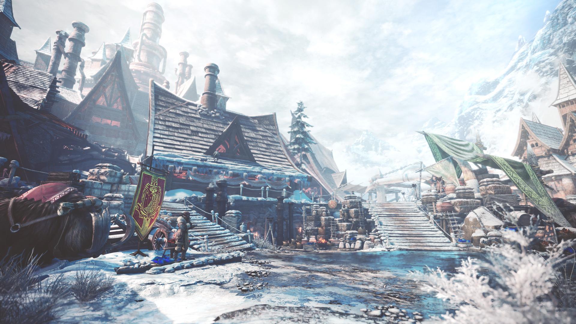 Monster Hunter World: Iceborne Review | RPG Site