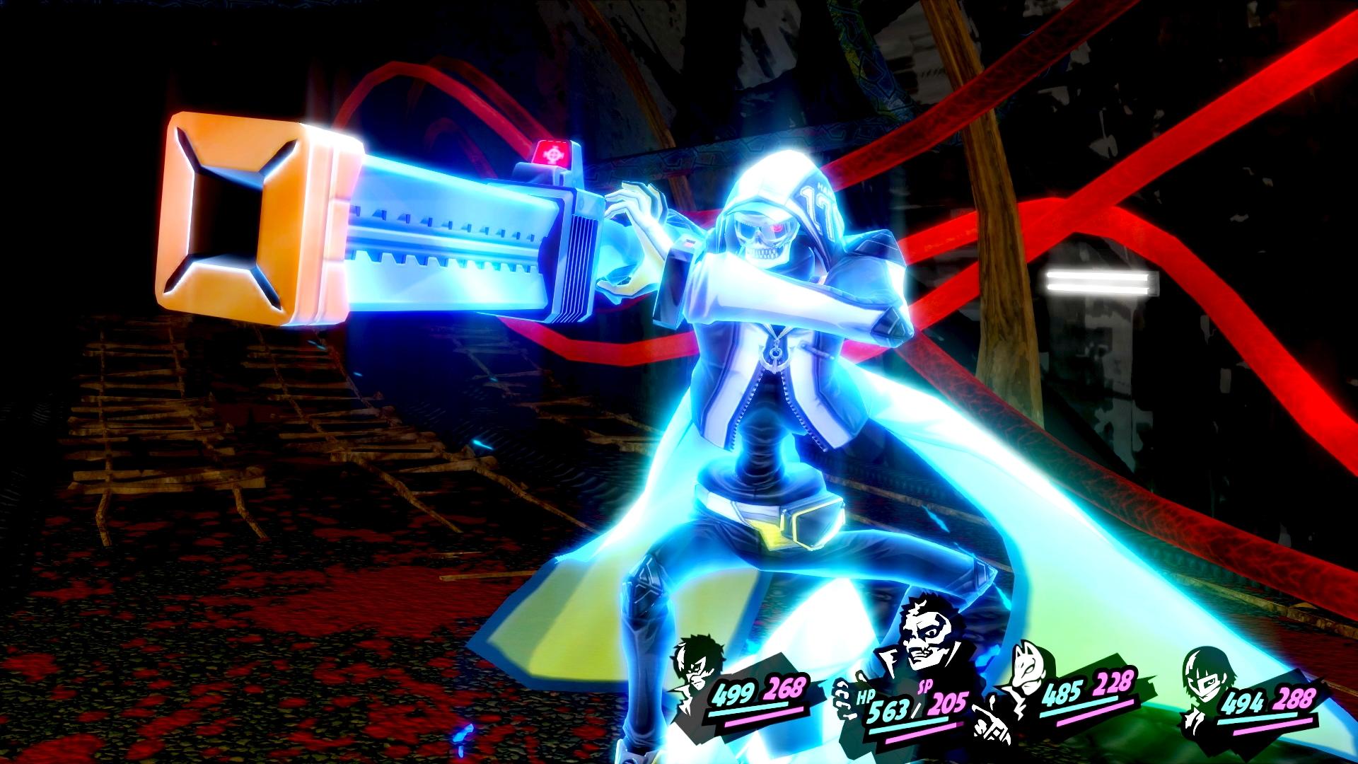 Persona 5 Royal Screenshots show new Personas, activities