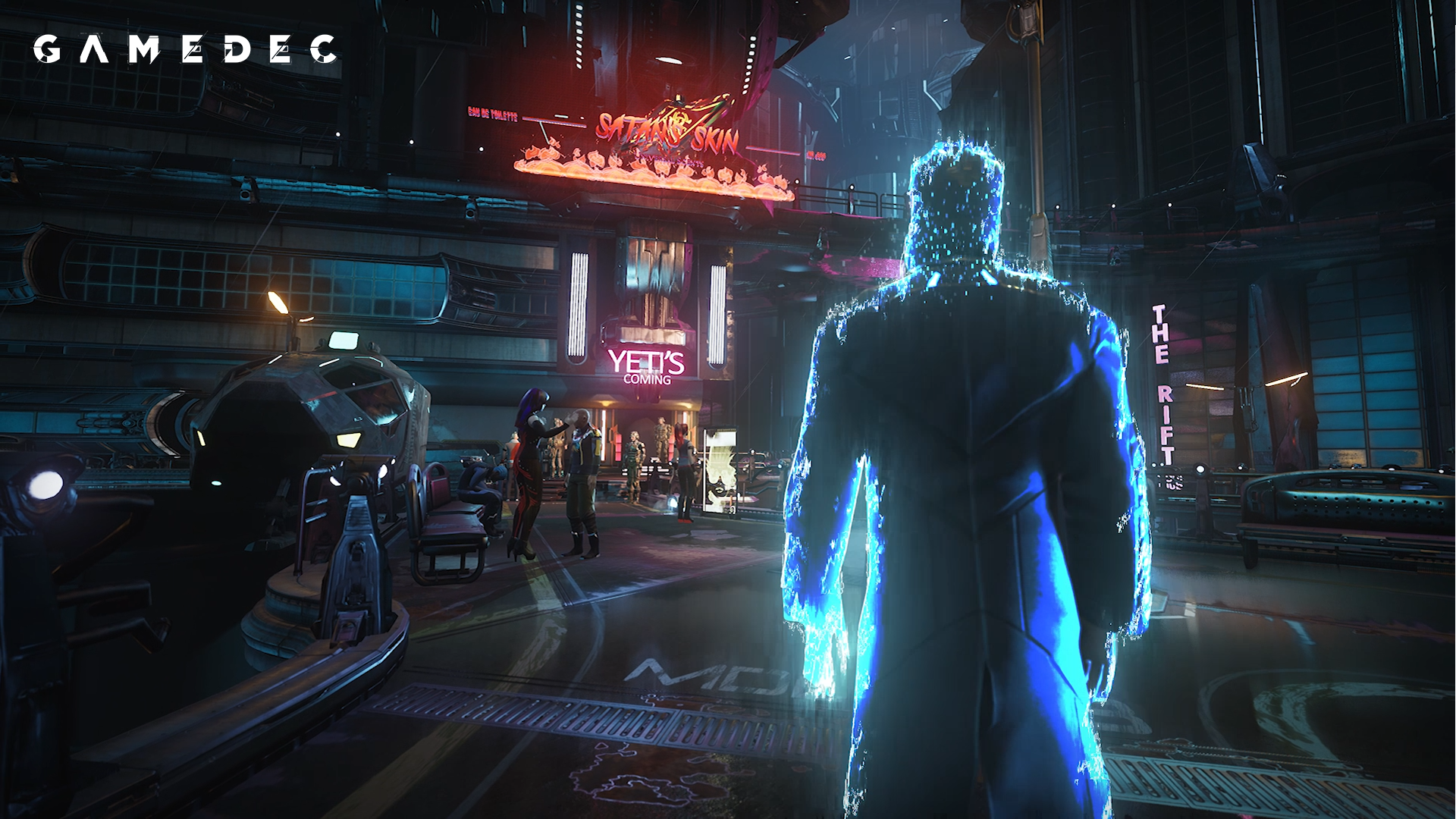 Rpg Games 2020.Adaptive Cyberpunk Rpg Gamedec Announced For Pc Set To