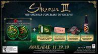 Shenmue iii preorder gamestop