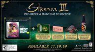 Shenmue iii preorder bestbuy