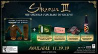 Shenmue iii preorder amazon