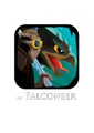 The falconeer logo