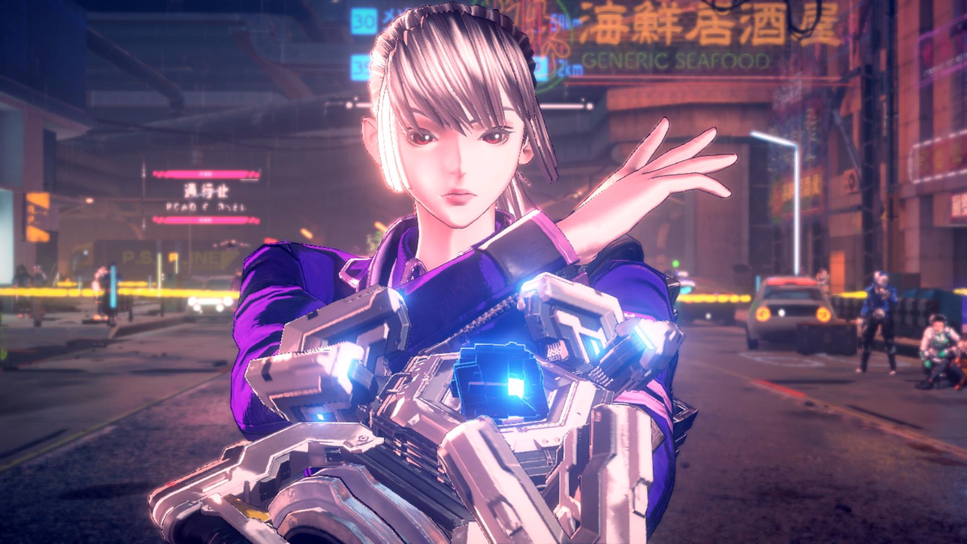 Astral Chain Hands,on Seven Things I\u0027m Loving in the First