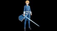 Sword art online alicization lycoris eugeo