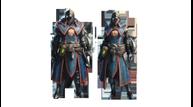 Monster hunter world iceborne guardian armor male and female
