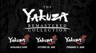 Yakuza remastered collection dates