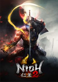Nioh 2 keyart
