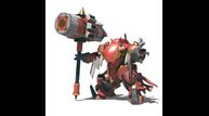 Project sakura wars hatsuho armor