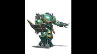 Project sakura wars claris armor
