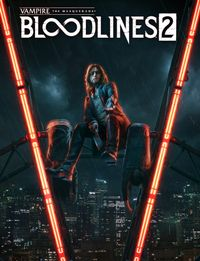 Vampire the masquerade bloodlines 2 keyart