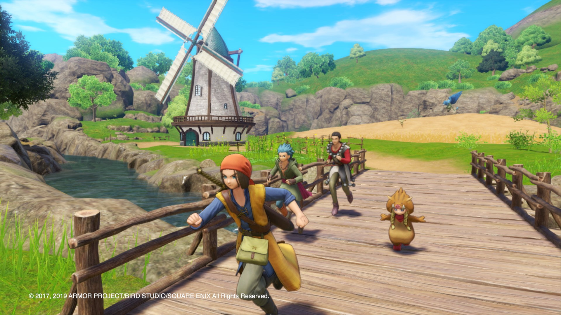 Dragon Quest XI Equipment Guide: Best Weapons and Armor for