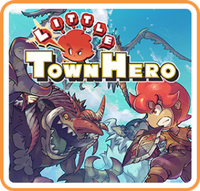 Little town hero icon