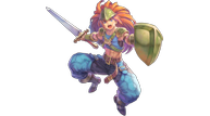Trials of mana duran transparent