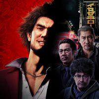 Yakuza like a dragon keyart