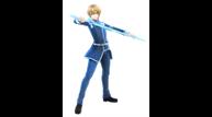 Sword art online alicization lycoris eugeo3d