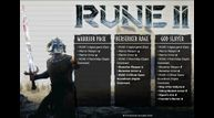 Rune ii purchaseoptions